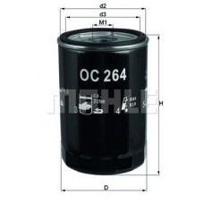 Маслен филтър-06A115561B / OC 264